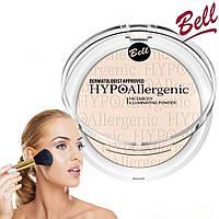 Пудра для лица BELL HypoAllergenic Face & Body Illuminating Powder (3224)
