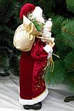 Дед Мороз красный 60 см, фото 5