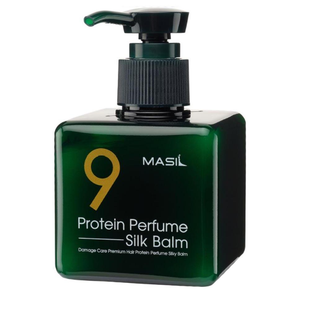 Протеиновый бальзам-термозащита для восстановления волос Masil Protein Perfume Silk Balm 180 мл