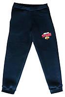 Теплые спортивные штаны для мальчика Бравл Старс, 122см