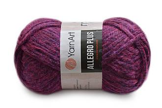 YarnArt Alegro Plus, Розово-серый №710