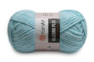 YarnArt Alegro Plus, Голубой №705