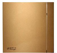 Малошумный вентилятор Soler & Palau SILENT-200 CZ GOLD DESIGN 4C