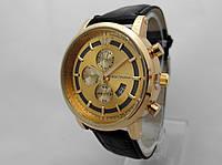 Мужские часы Emporio Armani - GA цвет корпуса и циферблата золотистый