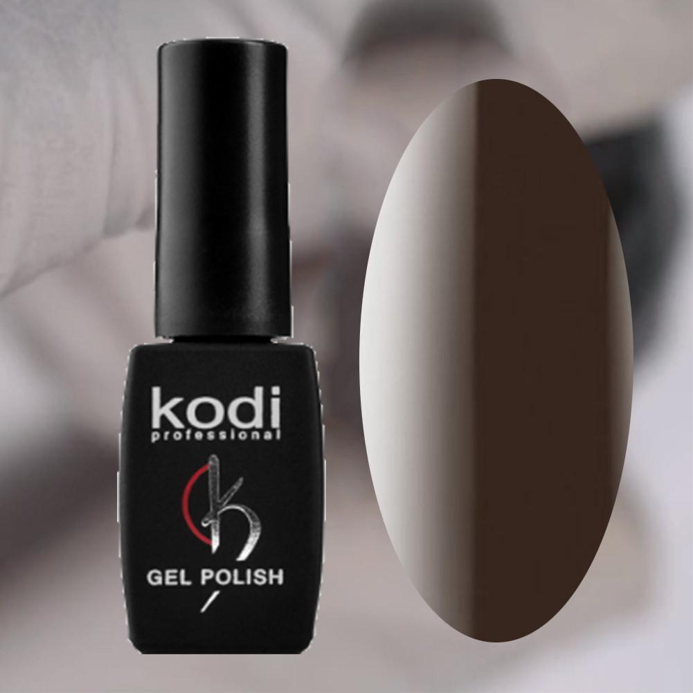 Гель лак Kodi Professional CAPPUCCINO 8 мл 120 Темно-кофейный