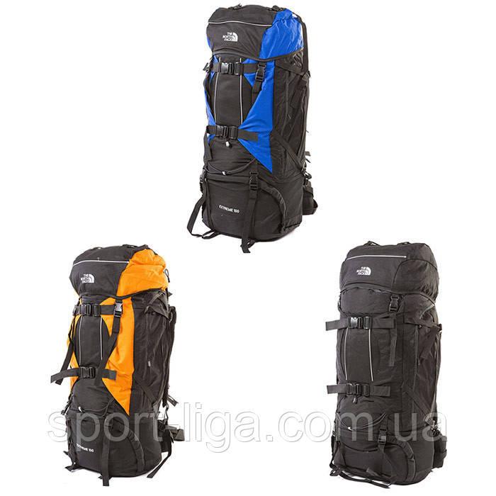 Туристический рюкзак North Face Extreme 100 л
