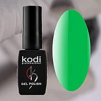 Гель лак Kodi Professional BRIGH 8 мл 130 Неоновый киви