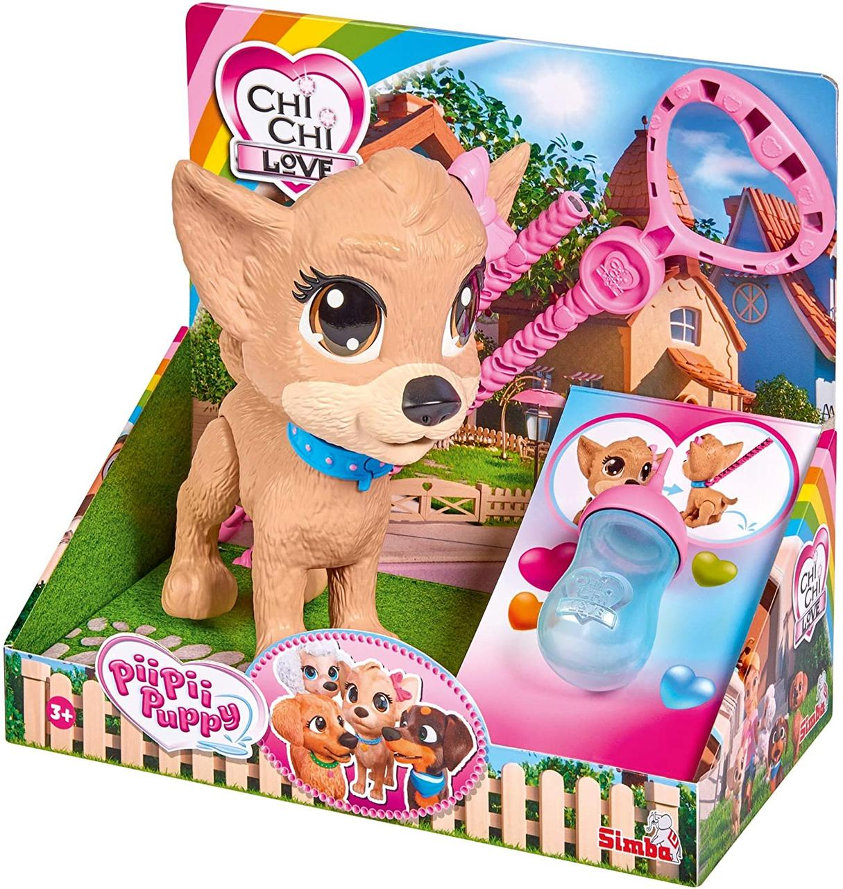 Интерактивная собачка Чи Чи Лав Пи Пи Паппи Chi Chi Love 5893460