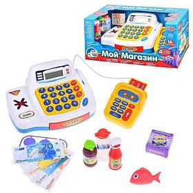 Детский игровой набор Кассовый аппарат. Мой магазин Play Smart