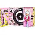 Кукла  LOL Surprise OMG Remix Kitty K ЛОЛ Сюрпрайз Ремикс Королева Китти (567240) УЦЕНКА, фото 2