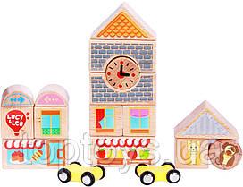 Розвиваюча іграшка Lucy&Leo Кубики малий набір (LL166)