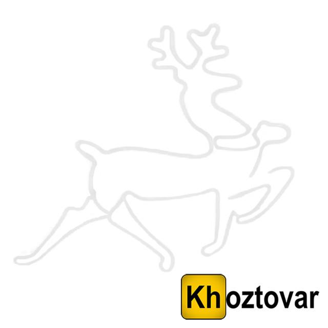 """Светодиодная гирлянда """"Олень"""" CRT-015"""