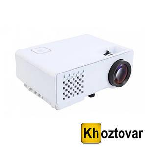 Светодиодный мультимедийный проектор DL-810