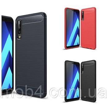 Противоударный чехол Urban (Урбан) для Samsung Galaxy (Самсунг) A7 2018 A750