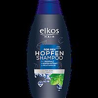 Шампунь для мужчин Elkos с экстрактом хмеля 500 мл