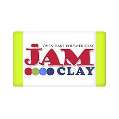 Полимерная Глина Jam Clay, Цвет: Лимонная Капля, Брикет 20г, 1 шт