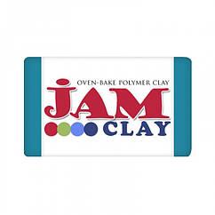 Полимерная Глина Jam Clay, Цвет: Морская Волна, Брикет 20г, 1 шт