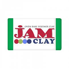 Полимерная Глина Jam Clay, Цвет: Весенняя Зелень, Брикет 20г, 1 шт