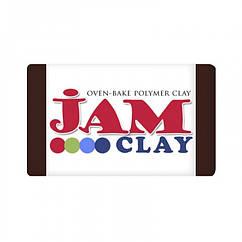 Полимерная Глина Jam Clay, Цвет: Темный Шоколад, Брикет 20г, 1 шт