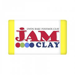 Полимерная Глина Jam Clay, Цвет: Лимонный, Брикет 20г, 1 шт