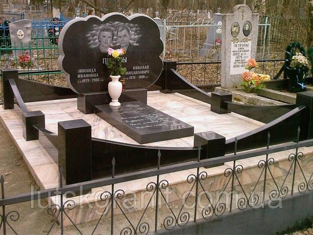 Виготовлення памятників та встановлення на кладовищі