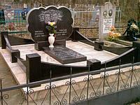 Виготовлення памятників та встановлення на кладовищі, фото 1