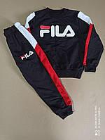 Спортивный костюм на мальчика черный 1 шт-размер 116 темно синий 3 шт- размер 92, 110,116  (СКЛАД)