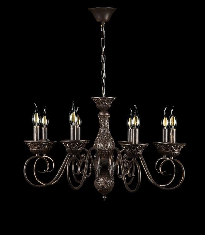 Классическая люстра с хрусталем Splendid-Ray 30-3044-88