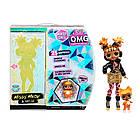 """Ігровий набір з лялькою L. O. L. SURPRISE! серії """"O. M. G Winter Chill – Леді Кітті 570271, фото 3"""
