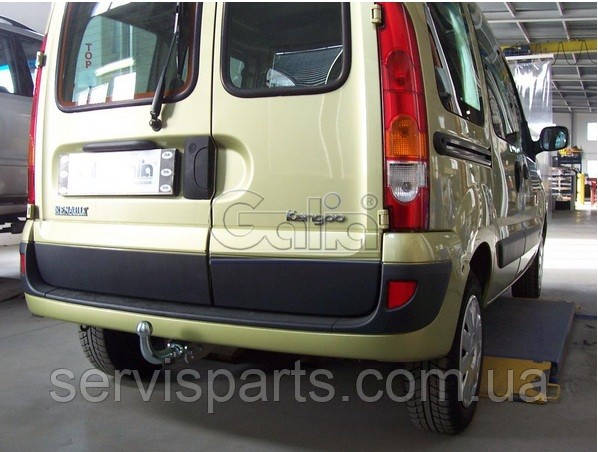 Фаркоп Renault Kangoo 1997 - 2008 (Рено Кангу)