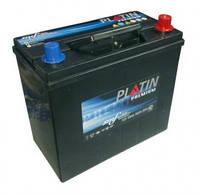 Аккумулятор автомобильный PLATIN Premium JP 6CT- 42Aз 370A L SMF тонкая клема