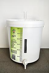 Бродильная пищевая емкость 33 литра, комплект МАХ