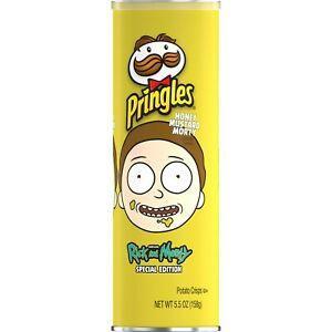 Чипсы Pringles Rick and Morty Honey Mustard 158 g