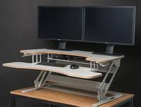 StiyStil Solid HPL Эргономичная надставка на стол для работы стоя и сидя