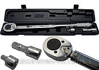 Динамометрический ключ  3/4  INTERTOOL XT-9010