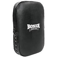Маківара пряма шкіряна велика Boxer 1019-01: розмір 60х40см (шкіра)