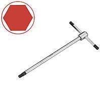 Ключ 6-гр. (HEX) Т-обр. 9 мм, L=140/280 мм 76409T F