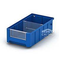 Полочный пластиковый контейнер 300x156x90 мм (SK 31509)