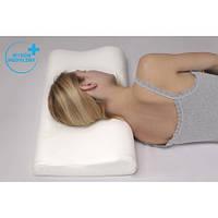 Оригинал! Ортопедическая подушка для сна с памятью, анатомическая подушка детская, взрослая Memory Foam Pillow