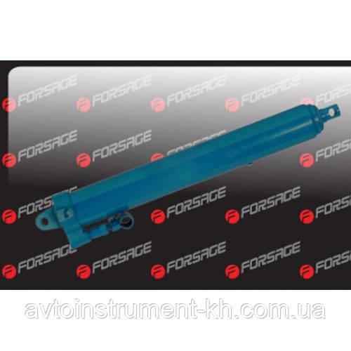 Цилиндр гидравлический длинный с двухштоковым насосом 5т