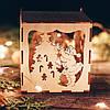 Коробка для деревянных новогодних игрушек (БЕЗ игрушек) на выбор, фото 2