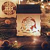 Коробка для деревянных новогодних игрушек (БЕЗ игрушек) на выбор, фото 4