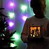 Коробка для деревянных новогодних игрушек (БЕЗ игрушек) на выбор, фото 6