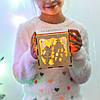 Коробка для деревянных новогодних игрушек (БЕЗ игрушек) на выбор, фото 5