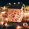 Коробка для деревянных новогодних игрушек (БЕЗ игрушек) на выбор, фото 8