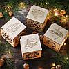 Коробка для деревянных новогодних игрушек (БЕЗ игрушек) на выбор, фото 9