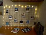 Мудборд (moodboard) - 100х70 + гірлянда крапля роси, фото 3