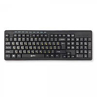Клавіатура Piko KB-108X (чорна)
