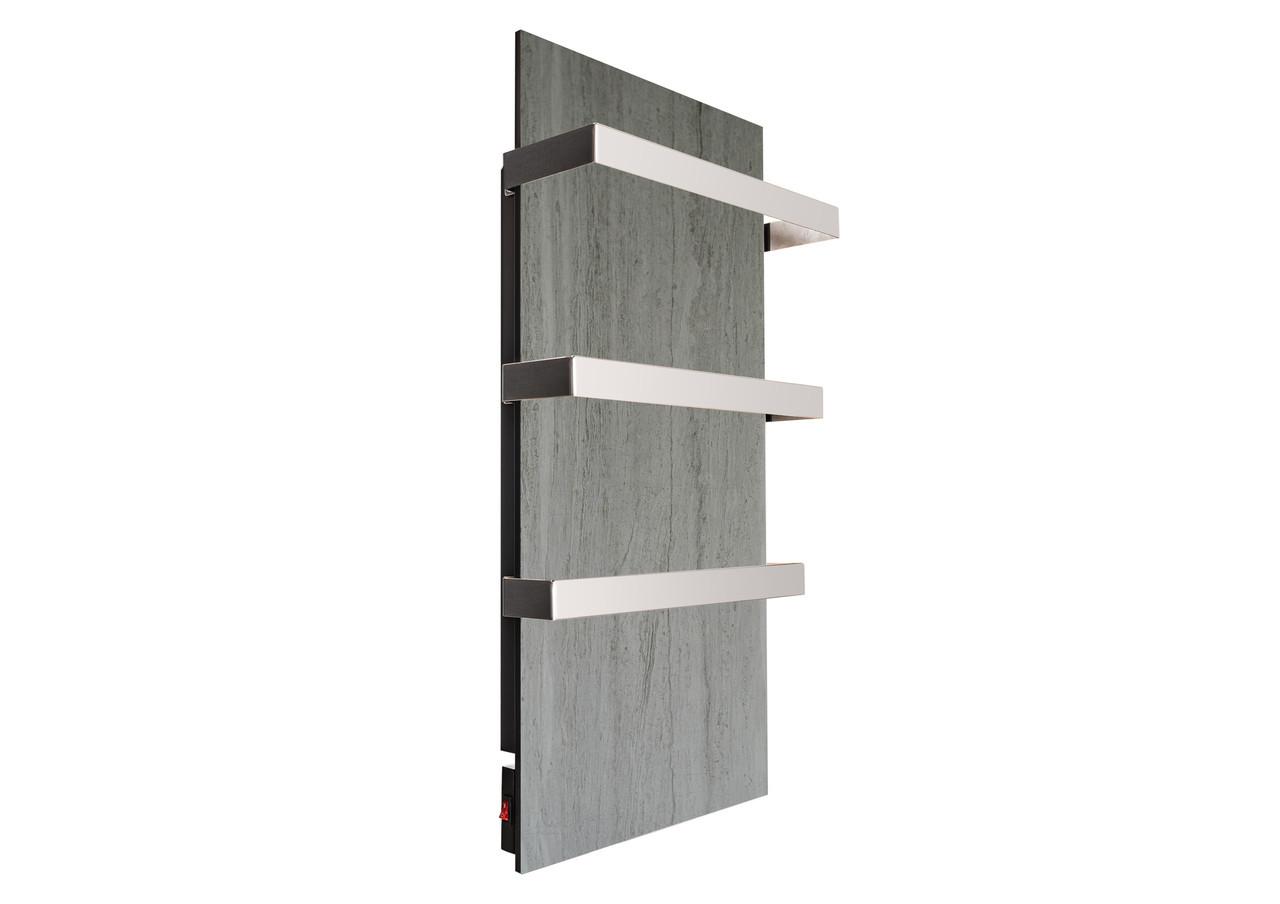 Полотенцесушитель электрический STINEX Ceramic  500/220-TOWEL(2L) Gray