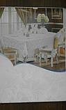 Скатерть атласная с розой  152 -220, фото 9